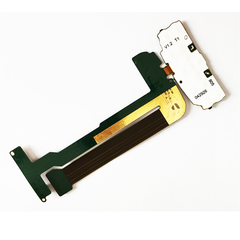 New For Nokia N95 8GB LCD Screen Connector Flex Ribbon Cable Board Replacement Parts