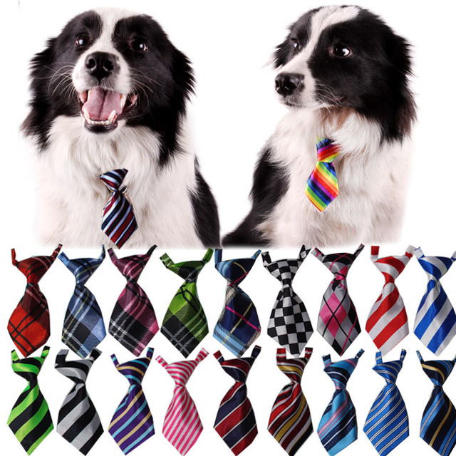 Best Necktie Bow Adorable Dog - 3pcs-lot-Fashion-New-Patterns-Polyester-Cute-Dog-Neckties-Dog-Bow-Tie-Dog-Grooming-Products  You Should Have_315882  .jpg