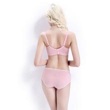 32Maternity nursing bra+underwear Lace Breastfeeding bra for Pregnant women Pregnancy Underwear Clothes Panties Bra sets