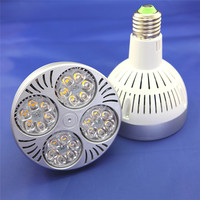 Free Shipping E27 40W Osram PAR30 LED light AC85 265V input USA driving IC 10pcs/lot 3 years warranty