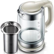 Free shipping Electric kettle automatically without electricity Glass Electric kettles