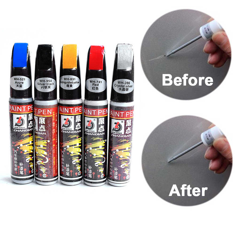 Professionele Kras Reparatie Middel Auto Touch Up Pen Waterdichte Remover Applicator Praktische Tool auto accessries