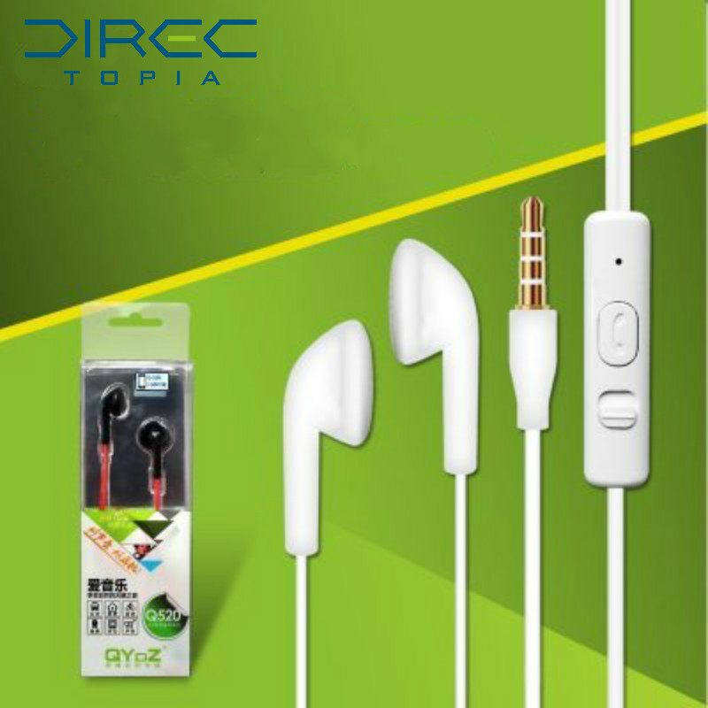 DIRECTopia 015 Series In-Ear Earphone High end Bass Headset HIFI Earphones with inline mic for iPhone Xiaomi phones Ear Pods katmai super bass in ear earbud dynamic earphones stereo sound system hifi headset with mic for iphone xiaomi with earphone case