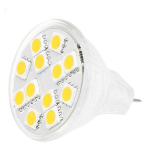 2W MR11 GU4 120-144LM LED Bulb