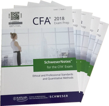 2017 CFA Level 1 Schweser Study Notes + 20