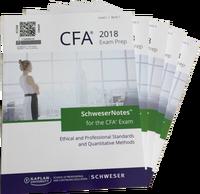 2017 CFA Level 1 Schweser Study Notes 2017 CFA Practice Exams V1 V2 Formula List