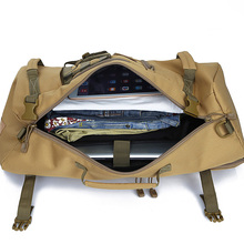 Rectangular Camping Backpack