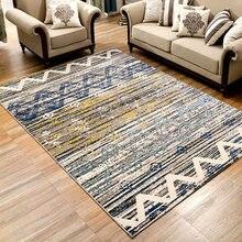 Современные мягкие большие ковры в скандинавском стиле для гостиной