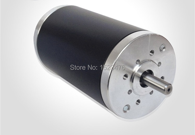 12v 24v 48v 4785rpm 42mm permanent magnet brush dc motor for Low noise dc motor