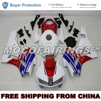 Motorcycle Complete ABS Fairing Kit For Honda CBR600RR 2013 2014 Injection Fairings Bodywork HRC NEW