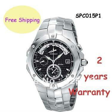 New  Kinetic SPC015P1 Quartz Movement chronograph  Men Watches