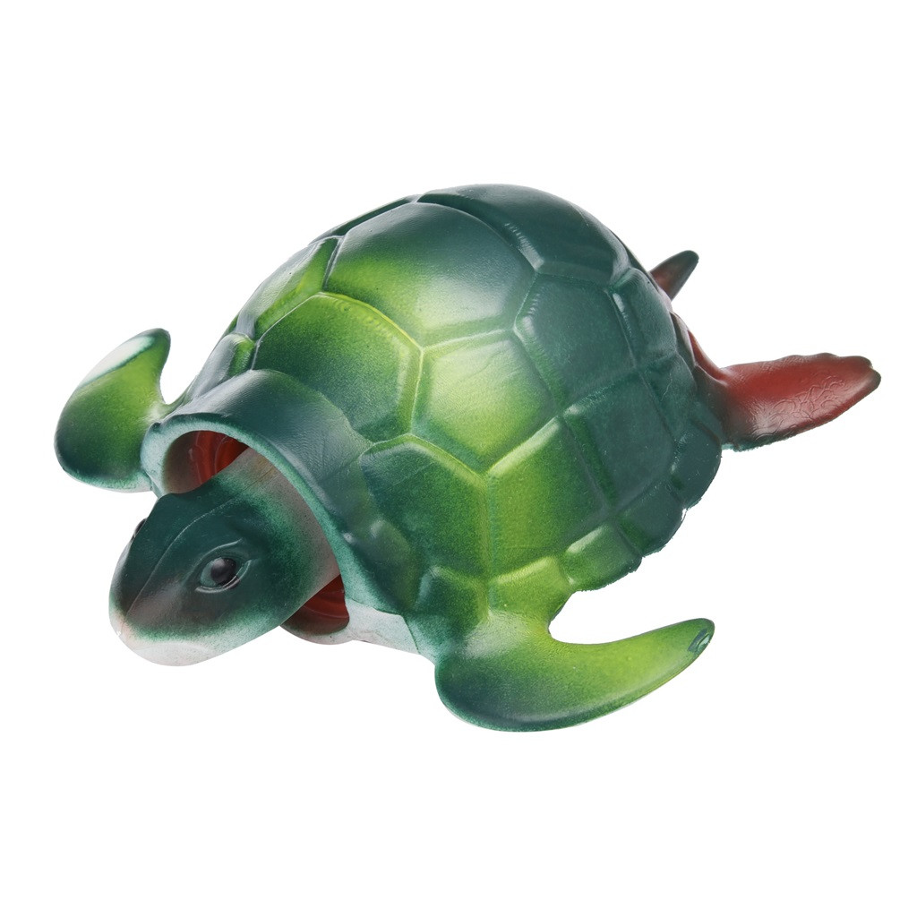 Turtle Pop Out Head if Squeeze 13cm Stress Ball (3 Colors) 17