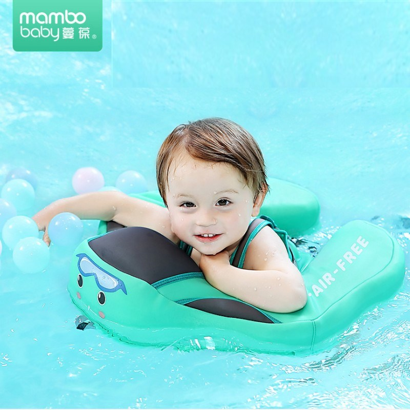 Mambobaby Free Inflatable Arm Float Kids Swimming Pool Accessories Baby Swim Floating Dropshipper Functional Bags