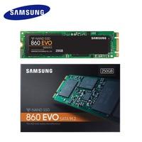 SAMSUNG 1TB SSD 860 EVO M.2 2280 SATA 500GB 250GB Internal Solid State Disk Hard Drive HDD M 2 for Laptop Desktop PC MLC ssd m2