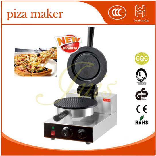 Freeshipping restaurant round Cafe waffle machine waffle maker electric piza maker
