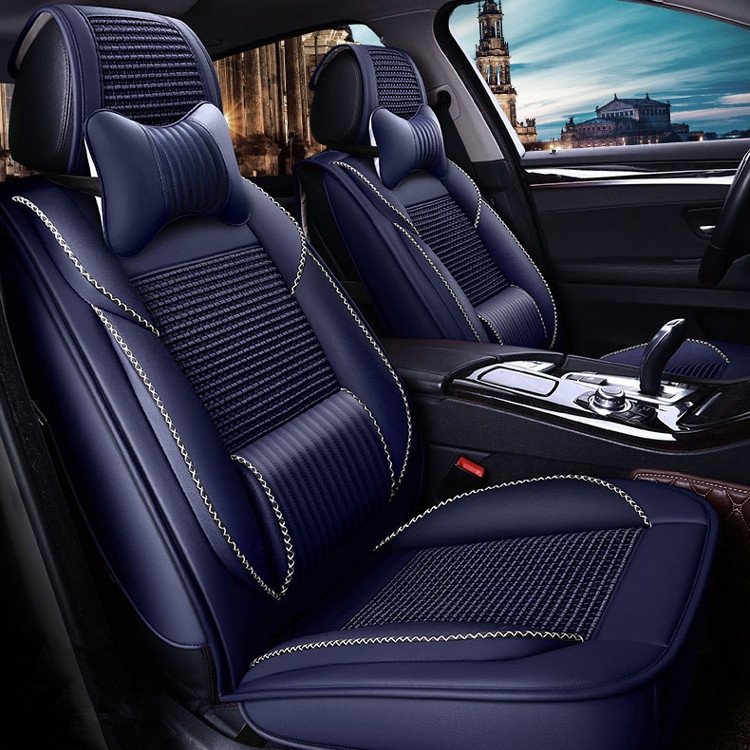 good quality  full set car seat covers for ford ecosport 2017 2013 comfortable seat covers for