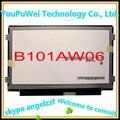 Envío libre n101l6-l0d n101lge-l41 b101aw06 para lenovo ideapad s110 s100 notebook pantalla de repuesto, 10.1 ''pantalla lcd delgado