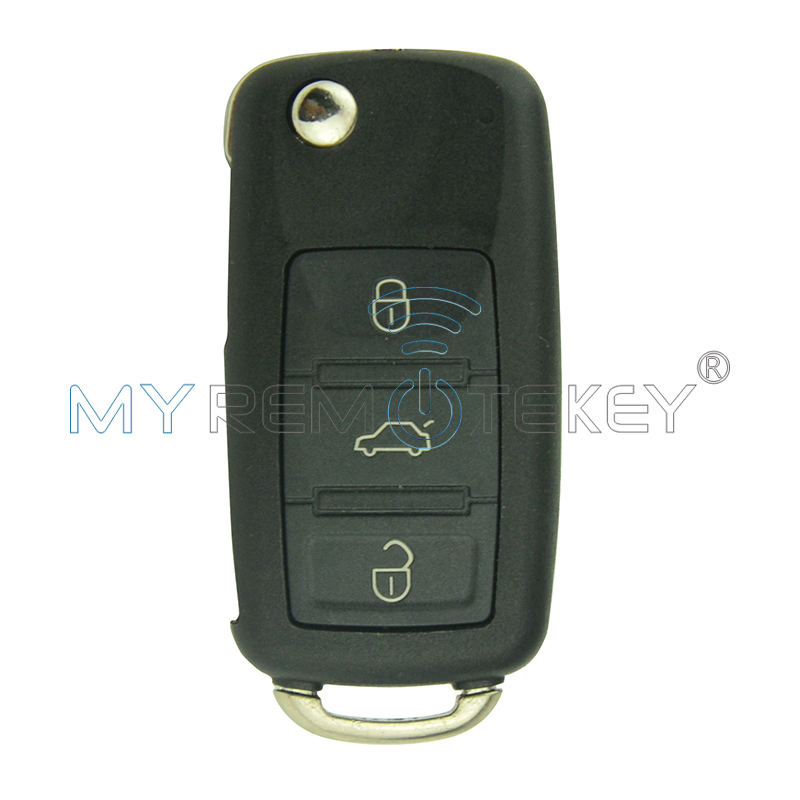 Car remote key 300 959 753AA HU66 3button 434Mhz for VW Touareg remtekey
