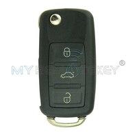 Samochód zdalnie klucz 300 959 HU66 753AA 3 przycisk 434 Mhz dla VW Touareg 2004 2005 2006 2007 2008 2009 2010 2011 300959753AA remtekey