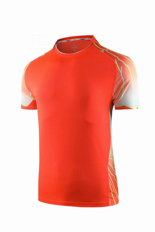 男性の女性のカップルゴルフ卓球シャツスポーツ服半袖ランニング Tシャツスポーツウェアバドミントンシャツ服