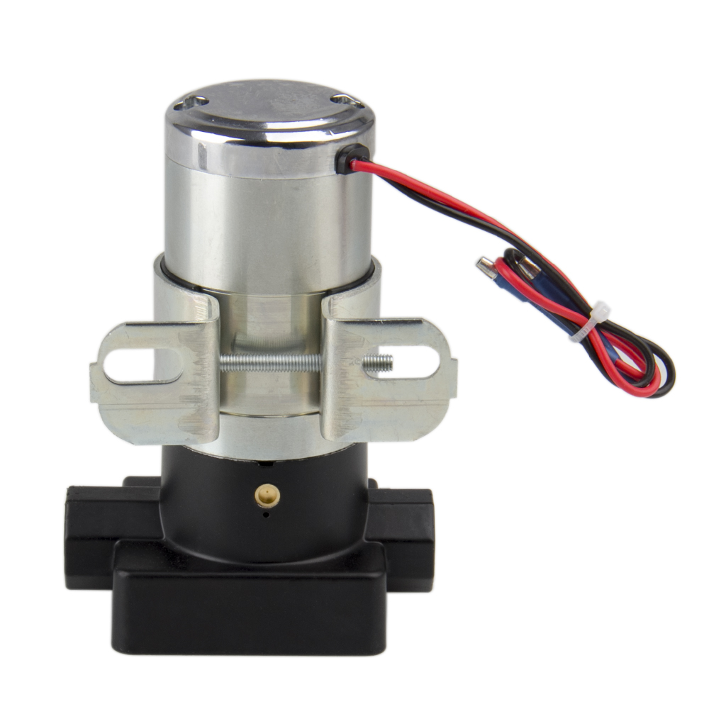 105GPH  14 psi  Universal  Electric  Fuel Pump and Regulator Kits  External Gas Kit .14 psi., 3/8 in  NPT Inlet and Outlet
