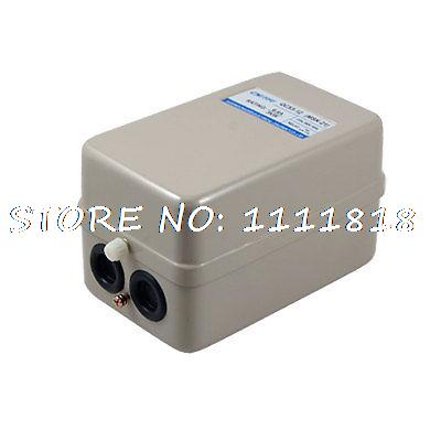 380V AC Coil 4 HP Three 3 Phase Magnetic Starter Motor Control 4.5-7.2A 380v coil ac contactor motor magnetic starter three 3 phase 3p 13 5 hp 14 22a