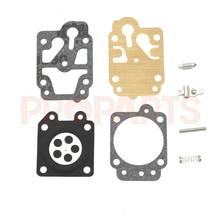 Carburetor Diaphram Gasket Kit For Brushcutter CG260 CG330 CG430 CG520 GX35 1E139 40-5 26CC 43CC 52CC TRIMMER SPARE PARTS