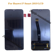 6.21 original display For Huawei P Smart( 2019) LCD Display Screen Touch Digitizer Assembly Smart 2019 Repair Parts