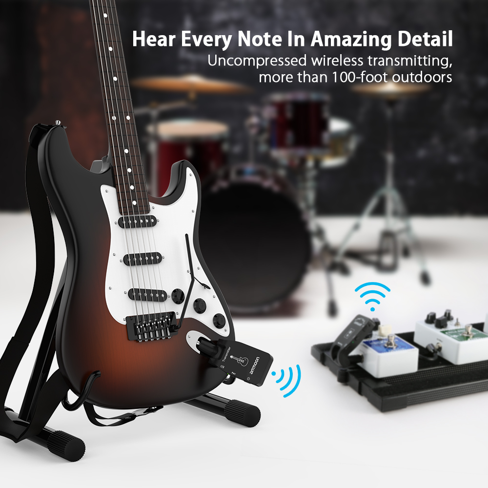 Best wireless guitar system- guitarmetrics
