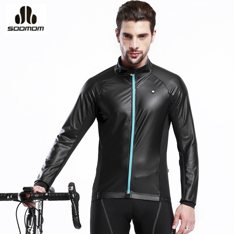 LANCE SOBIKE cyclisme hommes à manches longues maillots résistant à l'eau vtt route haut vélo Jersey Sport BMX vélo vêtements équipement