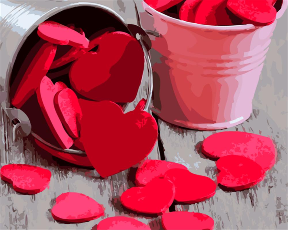 Comparer les prix sur Heart Paintings - Online Shopping / Acheter ...