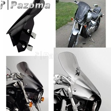 Windscreen For Suzuki 06-16 Boulevard M109R Cruisers Clear Motorcycle Windshield