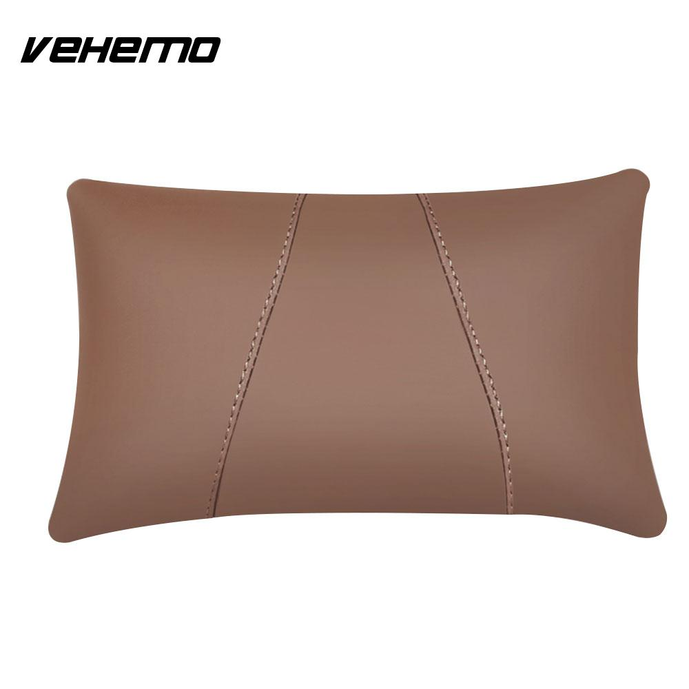 Automobiles & Motorcycles The Best Vehemo Waist Multicolor Head Pillow Pillow Cushion Car Headrest Toy Comfortable Neck Pillow Auto Rest Cushion Strengthening Waist And Sinews