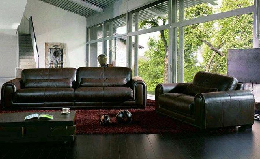 Free Shipping Italian Furniture Sofa 2013 Hot Sale High Quality Genuine  Leather 123 Sofa,furniture Living Room Set China