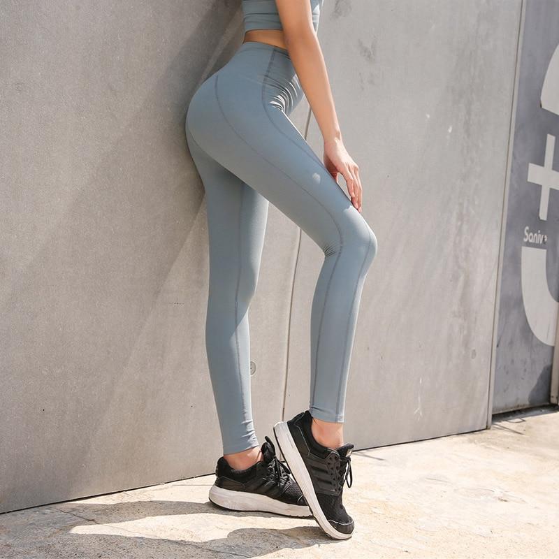 High Elasticity Waist Yoga Pants Workout Gym Leggings Butt leggings Sport