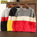 Autumn Winter children clothing 3D motif boys sweater baby long sleeve Hedging sweater 100% cotton clothes kids coat