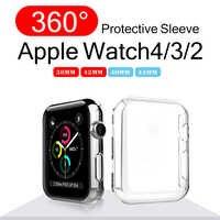 MU SEN for Apple watch 4 3 2 1 40 mm 44 mm 360 for Iwatch 4 38 mm 42 mm
