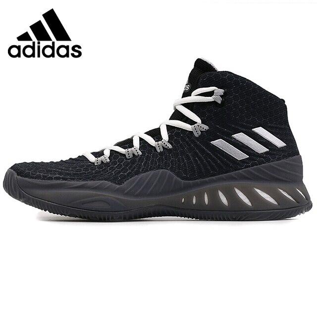524a9611a0f1 Nueva llegada Original Adidas loco hombres explosivos de baloncesto  zapatillas de deporte
