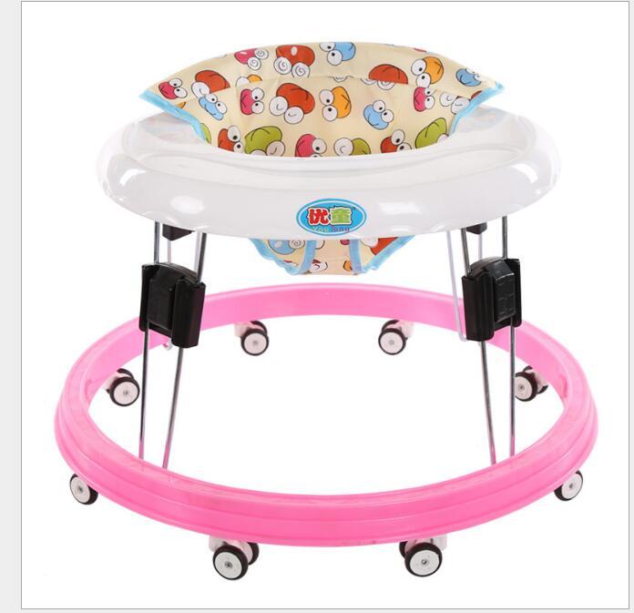 Systematisch Morgen Sky Baby Kleinkind, + 6/7-18 Monate Walker, Anti Rollover Lernen Sitzen Mädchen Kinder Der Schule Falten Sports Baby Auto