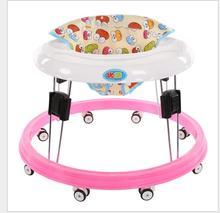 car toddler walker Baby Toddler, Months Walker, Anti Rollover Learning Sit Girls' Children's School folding sports baby car цена и фото