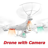 Drone with Camera HD HOT SALE X5C 1 RC 2.4G 4CH 6 Axis Quadcopter Video RC Helicopter Remote Control Toys VS x5 x5c f181 FSWB