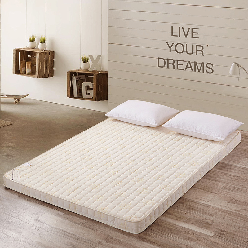 Songkaum New Style High Quality Mattress Folding Jacquard Weave Slow Rebound Memory Foam Single Or Double Mattresses In From Furniture