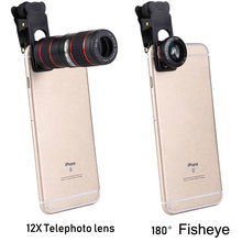 Optical Zoom 15x phone camera lens Mobile Phone Telescope Le