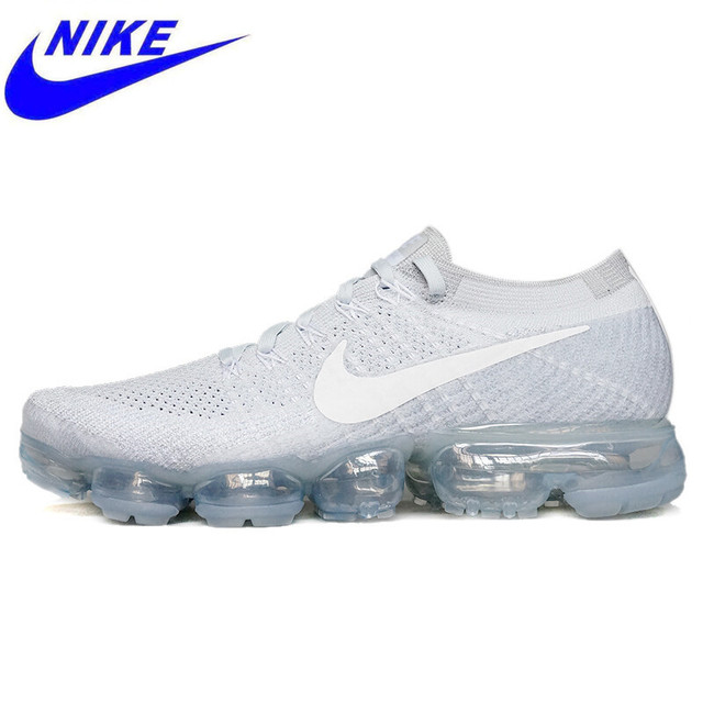 Nike Women's Air VaporMax Flyknit Running Shoes, Outdoor Sports Sneakers Shoes Original New Arrival Authentic Women 849557