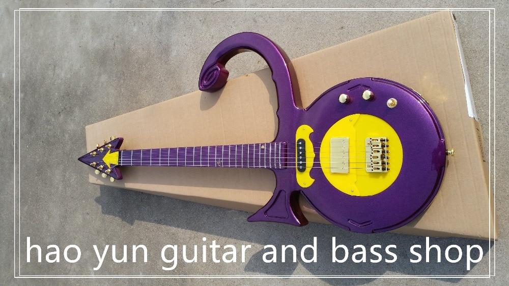 Guitare électrique forme spéciale 22 fret chine magasin personnalisé fait populaire dans cette année et vous l'aimerez beaucoup