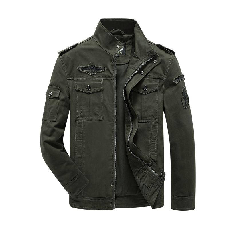 2019 Spring Military Jacket Plus Size Pilot Tactical Coats Windbreaker Outdoor Sportswear Trekking Hiking Ski Softshell Jackets