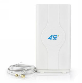 4G LTE MIMO Antenna 700-2600Mhz With TS9/CRC9/SMA Male Connector
