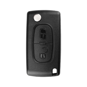 Image 3 - KEYYOU funda de repuesto con mando a distancia para Citroen C2, C3, C4, C5, C6, C8, 2 botones