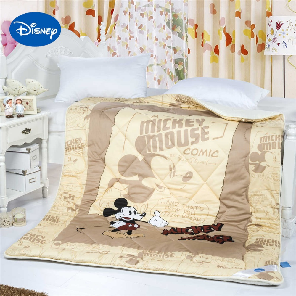 Mickey Mouse Font B Comforters