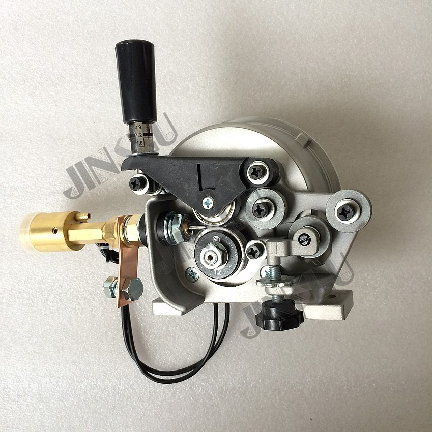 Pana Stype 120SN-500A Wire Feeder Assembly 2 Drive 24V With Euro Adaptor For Mig Welding Machine